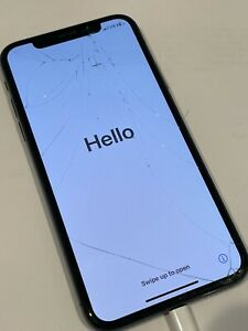 Apple iPhone X - 256GB - Space Gray (T-Mobile) A1901 (GSM)