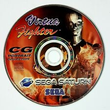 Sega Saturn Virtua Fighter CG Portrait Collection 1995