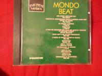 COMPILATION - MONDO BEAT. EDIZIONE DEAGOSTINI. CD