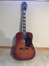 Gibson Hummingbird Acoustic/Electric Guitar w/ LR Baggs Lyric and OHSC