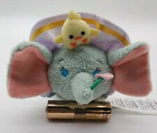 """2017 NEW Authentic Disney Store Easter Dumbo Tsum Tsums 3.5"""" Plush doll"""
