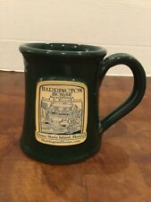 Deneen Pottery Harrington House Anna Maria Island Florida Mug