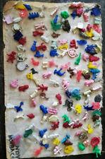 1950's VINTAGE Cracker Jack Plastic Toy Prizes 120+ Different Charms