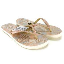 Reef Womens Sandals Size 5 Stargazer Natural Tropic Flip Flops RF-001604NAC