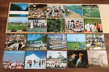 1968 Appointment Diary Republic Of China 20 Doublesided 40 Image Cards