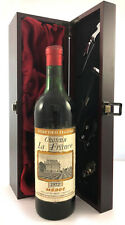Chateau La France 1972 Medoc vintage red wine in gift box