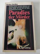Loh Bücher Erotic-Thriller von 1969  Paradies der Mörder  Erotik Roman 302