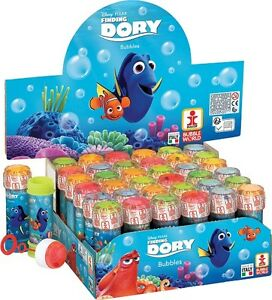 Finding Dory, Bubble Tub With Maze, Party Bag Fillers, Multiples of 6