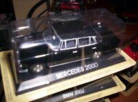 MERCEDES-BENZ - 200D (W110) - 1965 - SCALA 1/43