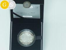 5 £ Pound Silver Proof Royal Christening Baby HRH Prince George UK GB 2013 CoA