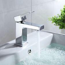 ECHO salle de bains bassin robinet mitigeur mono levier avec les déchets fendue