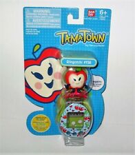 2010 BANDAI TAMATOWN GOTCHI FIGURE RINGOTCHI #156 CONNECT & PLAY WITH TAMA-GO