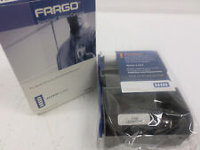 HID Fargo Red Resin Ribbon for C50 and DTC Card Printers 1000 Images 045105