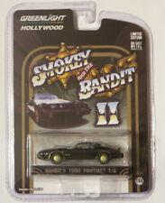 Greenlight 1:64 Smokey and The Bandit II - Pontiac Trans Am 1980 Brand new