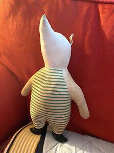 Vintage Agnes Brush PIGLET Winnie the Pooh Plush Toy