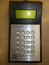 Square D Data Entry Panel DEP-1200 *FREE SHIPPING*