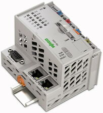 750-8202 Wago Controller PFC200; 2x ETHERNET, RS-232/-485