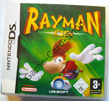 DS-Rayman DS-COMPLETO-USATO