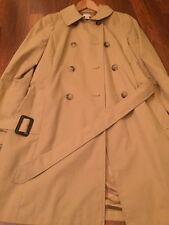 Gorgeous, Classic J. Crew Trench Coat, Size 6