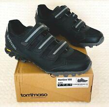 tommaso Vertice 100 Vibram Men's All Mountain MTB Shoe Size 12M Black