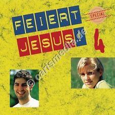 CD: FEIERT JESUS! 4 - Lobpreis - Worship - Anbetung *NEU* °CM°