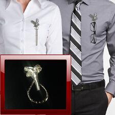Gun & Gunbelt PP-W08 Brooch drop hoop Holder For Glasses , Pen , ID jewellery