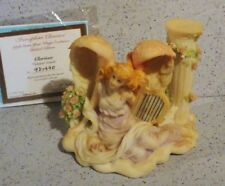 Seraphim Classics - Clarissa Celestial Sound Angel Figurine #81487 Roman