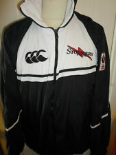 Match Worn Stormers Rugby Union Jacket Shirt large adult (29672)