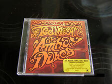CD TED NUGENT LOADEDFOR HARD ROCK METAL
