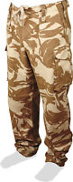 BRITISH ARMY SOLDIER 95 ISSUE TROUSERS GENUINE DESERT CAMO SUPER GRADE COMBAT