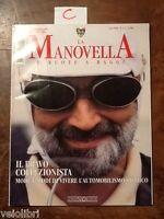 LA MANOVELLA Dicembre 1995 - Fiat X/23, Dino Pininfarina, Lister Jaguar, Fulvia