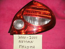2000-2001 MAXIMA PASSENGER RIGHT TAILLIGHT ASSEMBLY FACTORY OEM BRAND NEW
