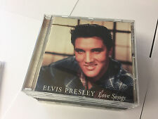 Elvis Presley : Love Songs CD ALBUM