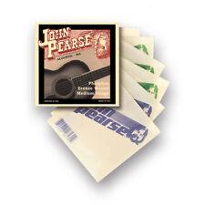 John Pearse 600L 12-53 Light Phosphor Bronze Acoustic Guitar Strings