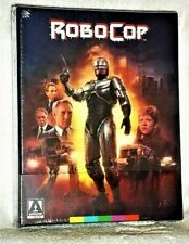RoboCop Limited Edition (Blu-ray, 2019, 2-Disc) NEW action Peter Weller scifi