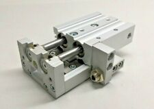 New listing Smc Mxs20-40As Cylinder Slide Table Adjustable Dual Rod 20mm Bore x 40mm Stroke