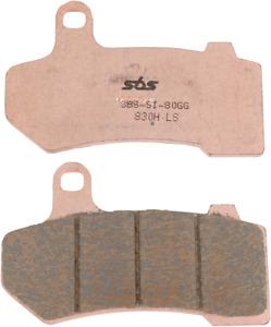 SBS Street Excel Sintered Brake Pads 830H.LS