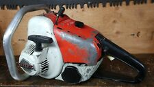 VINTAGE STIHL S10 S 10 CHAINSAW POWERHEAD RUNS GOOD POWERHEAD ONLY 08S 08 S