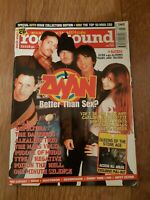 ROCK SOUND MAGAZINE ( 50 ) JULY 2003 ZWAN SEPULTURA THE DARKNESS THE MARS VOLTA