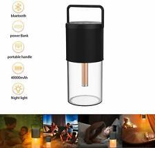 Night Light Bluetooth Speakers, Rest Sound for Sleep Lamp Waterproof Portable