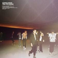 SUPER JUNIOR-SUPER JUNIOR 4TH ALBUM 4-SHU BIJIN (BONAMANA)-JAPAN CD+BOOK G35