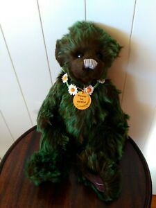 Charlie Bears Daisychain Exclusively designed by Heather Lyell - Retired  BNWT
