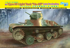 "Dragon 1 :3 5 6770: IJA tipo 95 Tanque Ligero"" ha-go ""Late Production - SMART"