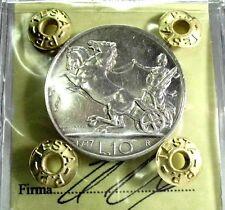 Savoia-Regno d'Italia (Vittorio EM.III) 10 Lire 1927*