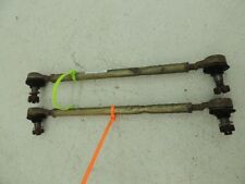 98 94-00 YAMAHA TIMBER WOLF 250 2X4 TIE ROD W/ ENDS PAIR RODS D