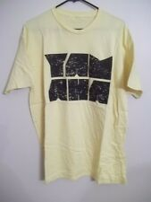Genuine Yamaha Motorcycles Yellow Column 100% Cotton T-Shirt Sz Xl New Nwt Tee
