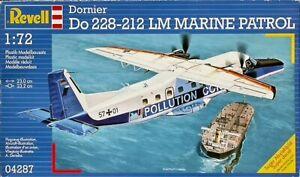 Revell 04287 Dornier Do228-212 LM Marine Patrol 1/72 scale plastic model kit