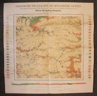 Geologische Specialkarte des Königreichs Sachsen 1901 Geografie Saxonica sf