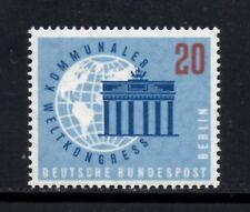(Ref-9569) berlin monde 1959 communautés congrès berlin-SG.B184 mint neuf sans charnière