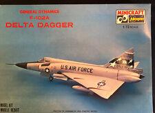 1/72 scale F-102A Delta Dagger 2 Kits